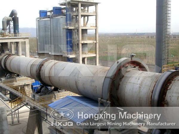 Rotary Kiln in Cement Production