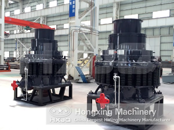 Mini Hydraulic Cone Crushers